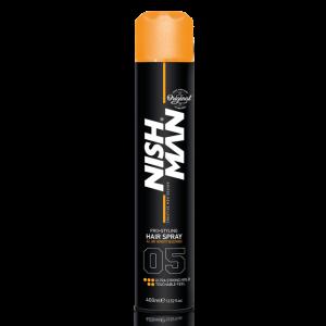 Лак для волос - ULTRA HOLD 05 фирмы NISHMAN