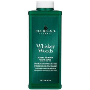 Тальк универсальный с запахом виски Clubman