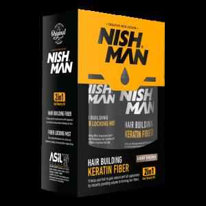 Загуститель фирмы NISMAN для светлых волос 2в1