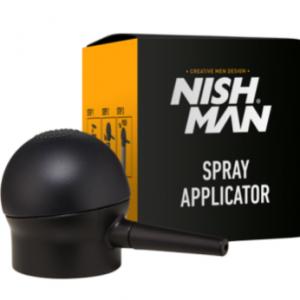 Аппликатор Nishman облегчает нанесение загустителя. К тому же, позволяет равномерно распределить материал.