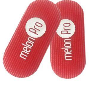 Нейлоновые липучки для фиксации волос MelonPro, 2шт в уп.