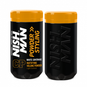 Пудра черная для укладки NISHMAN CP1 Powder Styling